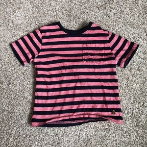 Gap Striped Pocket Tee 4T